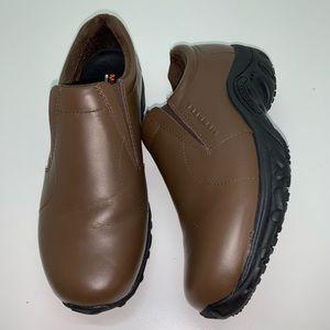 Men's Merrill slip on air cushion shoe size 9